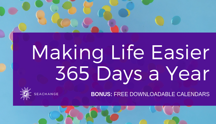 Making Life Easier 365 Days a Year (1)