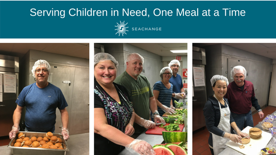 Serving Children in Need, One Meal at a Time