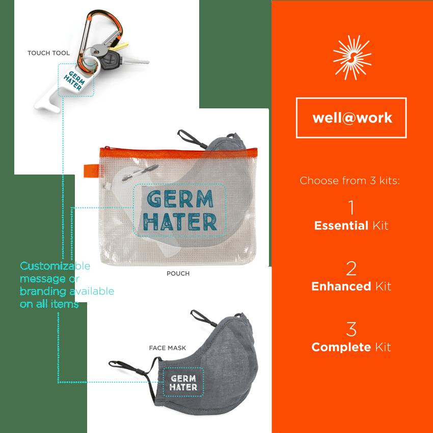 WellatWork Kits