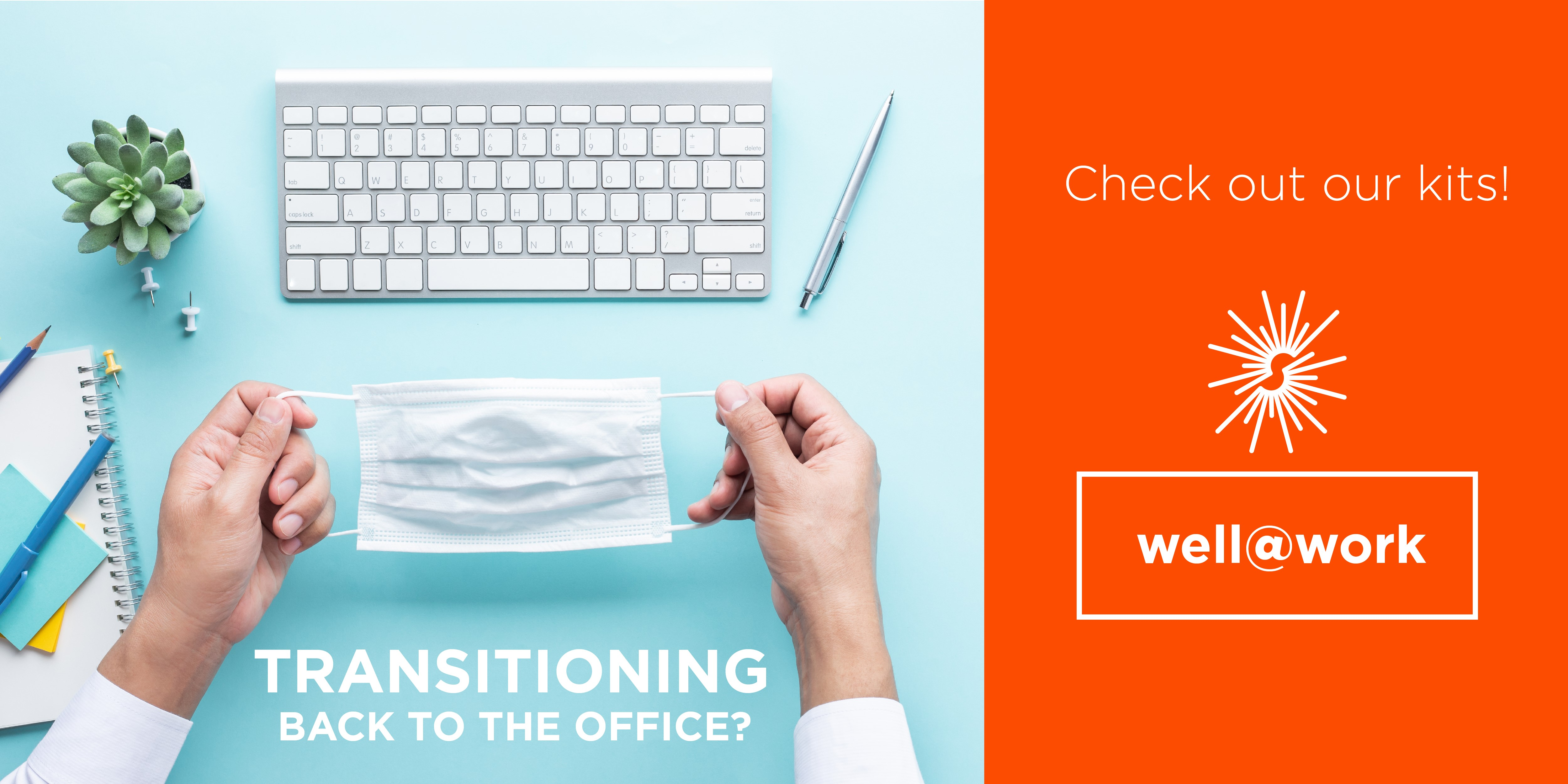 Transitioning back to the office?